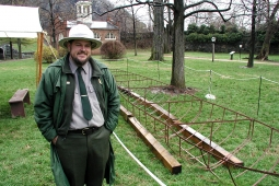 Park Ranger Eric Johnson